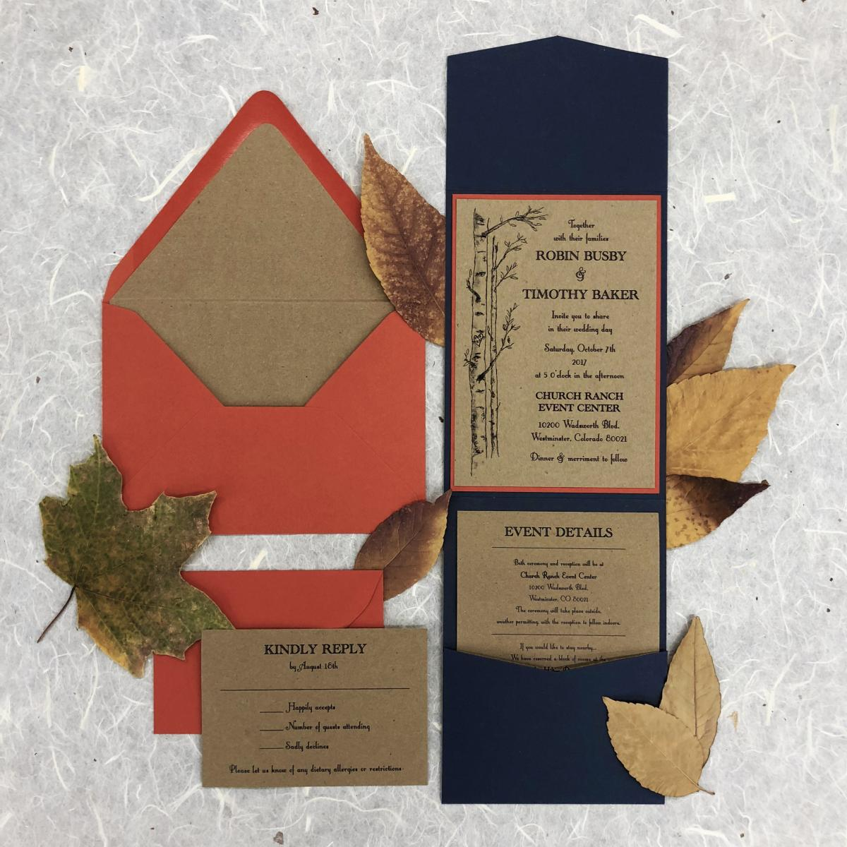 Invitations & Cards – Donahue Paper Emporium